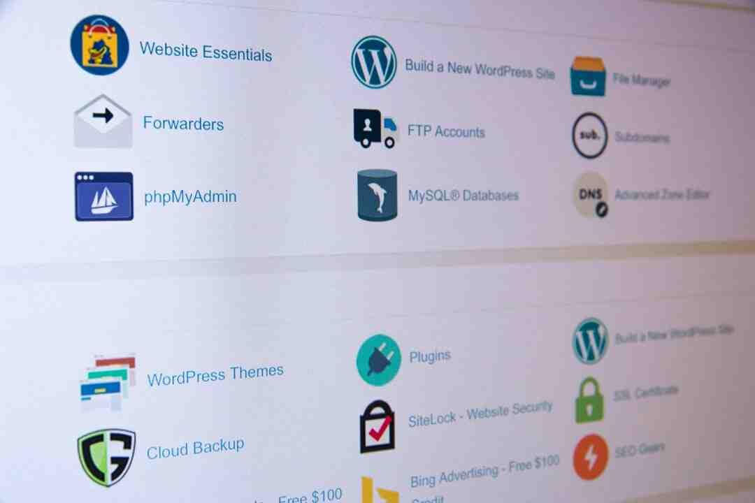 Wordpress comment changer la page d'accueil